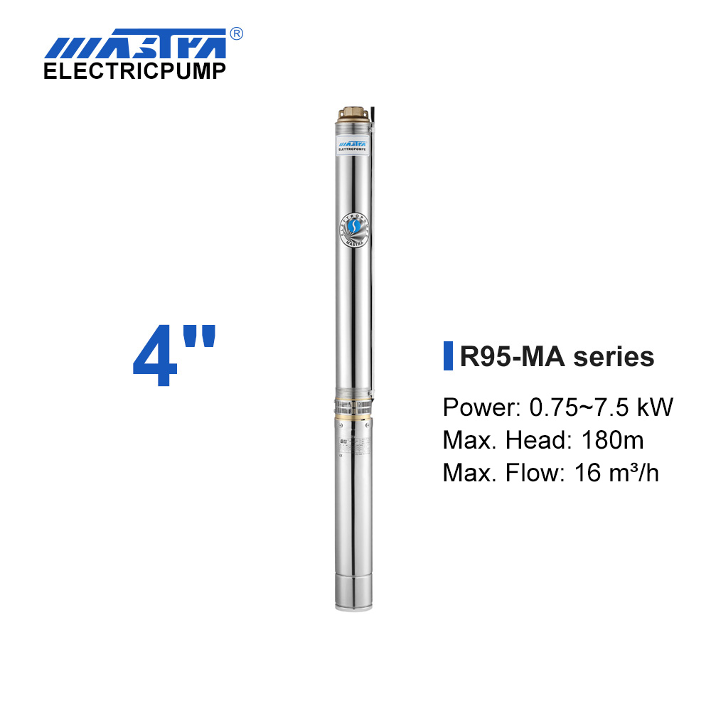 Mastra 4 inch submersible pump - R95-MA series