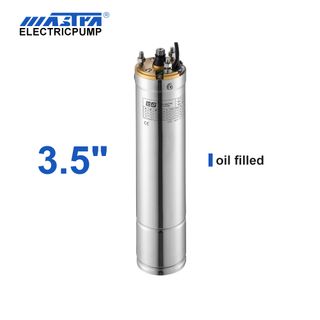 "3.5"" Oil Cooling Submersible Motor"